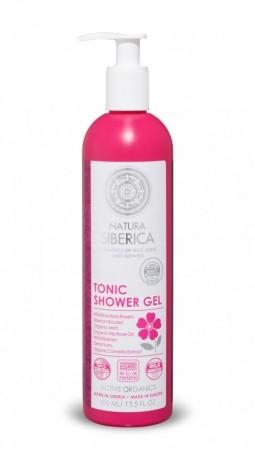 Sprchový tonizující gel