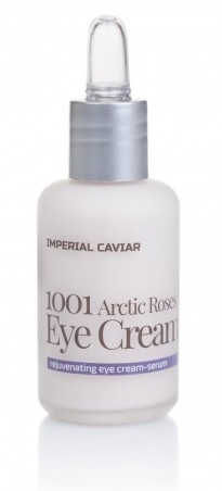Omlazující oční krémové sérum 1001 arktických růží Imperial Caviar