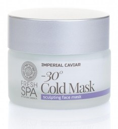 Tvarující pleťová maska -30 ° C na obličej * Imperial Caviar *