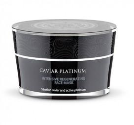 Caviar Platinum - Intenzivní regenerační maska na obličej 50ml