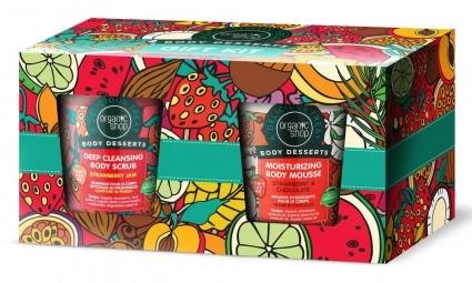 Dárkový set Organic Shop Body Dezert