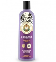 RBA Jalovcový šampon-Bania - pro řídké vlasy