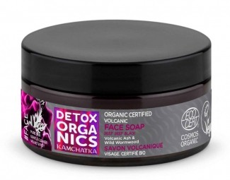 Detox Organics - Kamchatka - Sopečné mýdlo na obličej