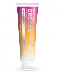 Organic People - Zubní pasta - Kapka šampaňského