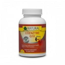 AKCIA SPOTREBA: 04/2021 Coenzym Q10 60 mg, 60 kapsúl