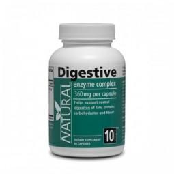 Trávicí enzymy 360 mg, 60 kapslí