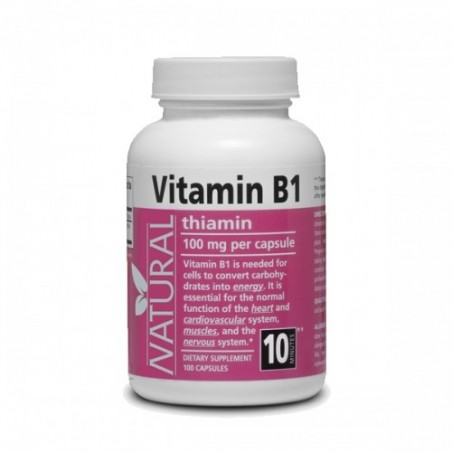 Vitamin B1 100 mg 100 tobolek