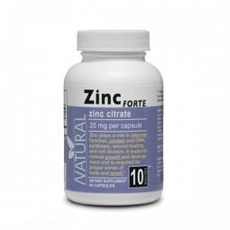 Zinek forte 25 mg - 60 kapslí