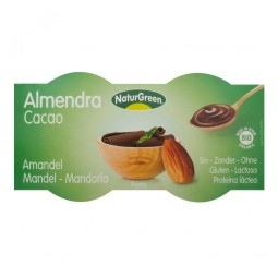 AKCE SPOTŘEBA: 02.10.2020 Dezert mandlový s čokoládou 2x125 g BIO