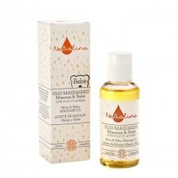 Masážní olej pro miminka i maminky