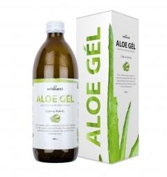 ALOE GEL (100% šťáva z Aloe Vera s dužinou 500 ml)