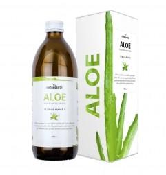 ALOE (100% šťáva z Aloe Vera 500 ml)