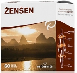 ŽENŠEN 200 mg (cps 6x10 (60 ks))