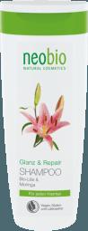 NEOBIO šampon Glanz & Repair