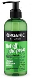 Přírodní čistící šampon - hot off the press