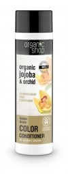 Organic Shop - Zlatá orchidej - Kondicionér na barvené vlasy 280 ml
