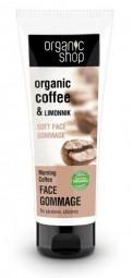 Organic Shop - Ranní káva - Jemný čisticí pleťový krém