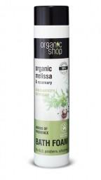 Organic Shop - Pěna do koupele Provensálské bylinky 500 ml