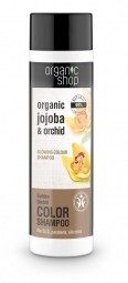 Organic Shop ECO - Zlatá orchidej - Šampon 280 ml