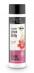 Organic Shop ECO - Hedvábný nektar - Šampon 280 ml