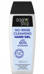 Organic Shop - čistící gel na ruce