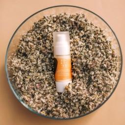 Pleťový krém pro suchou pleť s mandlovým olejem, heřmánkem a arnikou