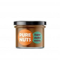 Pure nuts Super sladké arašídy, 200g