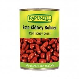 Červená fazole sterilizovaná BIO 400 g Rapunzel *