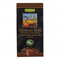Čokoláda Nirwana hořká BIO 100 g Rapunzel*