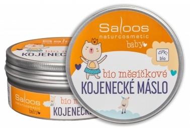 Bio měsíčkové kojenecké máslo