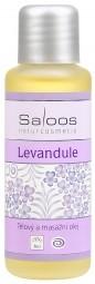 Levandule - tělový a masážní olej 50