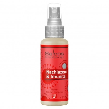 Nachlazení & Imunita Natur aroma Airspray