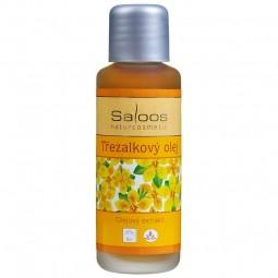 Třezalkový olej - olejový extrakt 50 ml