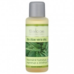 Bio Aloe vera olej 50 ml