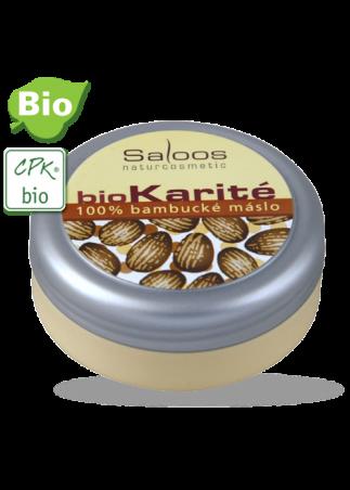 Bio karité - 100% Bambucké máslo 19