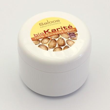 Bio karité - 100% Bambucké máslo 250