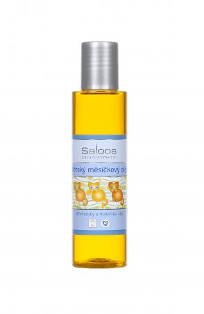 Dětský měsíčkový olej 125