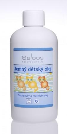 Jemný dětský olej 250