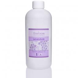 Levandule - hydrofilní odličovací olej 500