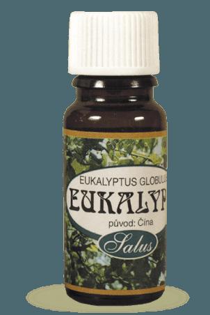 Éterický olej EUKALYPTUS Čína 50 ml