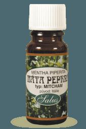 Éterický olej MÁTA PEPRNÁ - typ MITCHAM 10 ml