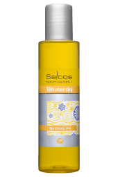 Těhotenský sprchový olej 125