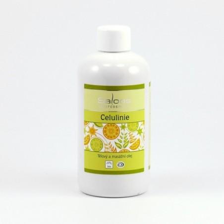 Celuline- Tělový a masážní olej 250