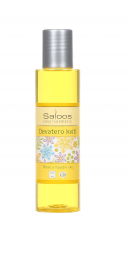 Devět květů - tělový a masážní olej 125