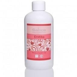Erotika - tělový a masážní olej 250