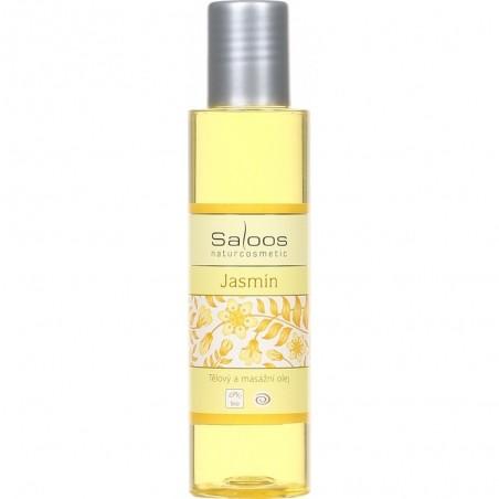 Jasmín - tělový a masážní olej 125