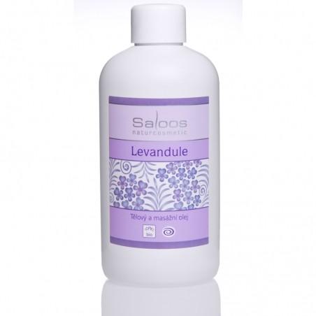 Levandule - tělový a masážní olej 250