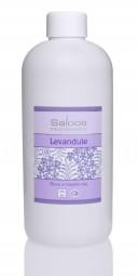 Levandule - tělový a masážní olej 500
