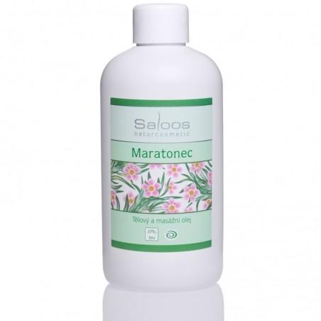 Maratonec - tělový a masážní olej 250