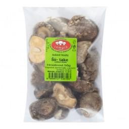 Houby sušené shiitake 50 g